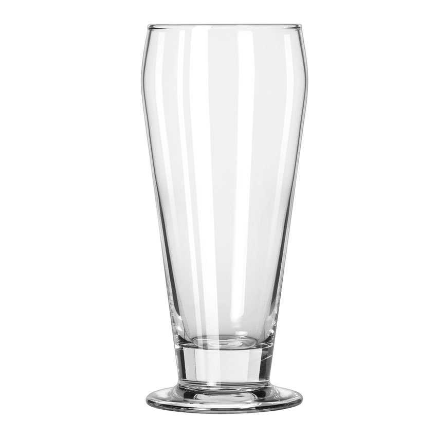 Libbey 3812 12-oz Ale Glass - Safedge Rim & Foot Guarantee