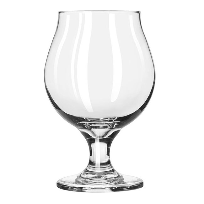 Libbey Glass 3817 10-oz Stacking Belgian Beer Mug