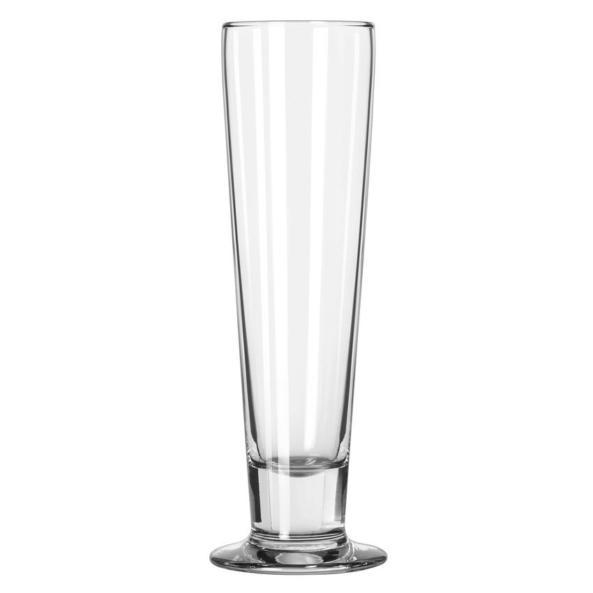 Libbey 3823 14.25-oz Catalina Tall Beer Glass - Safedge Rim & Foot Guarantee