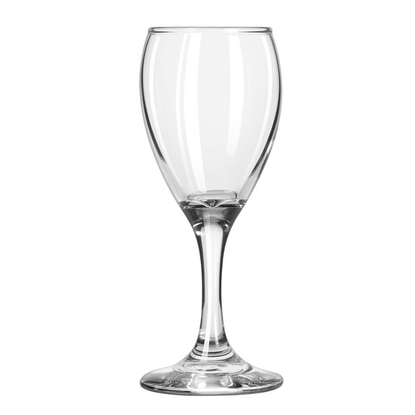 Libbey 3988 3-oz Teardrop Sherry Glass - Safedge Rim & Foot Guarantee