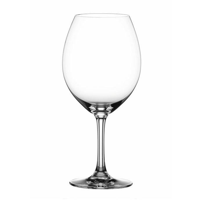 Libbey 4020100 21.75-oz Festival Burgundy Glass, Spiegelau