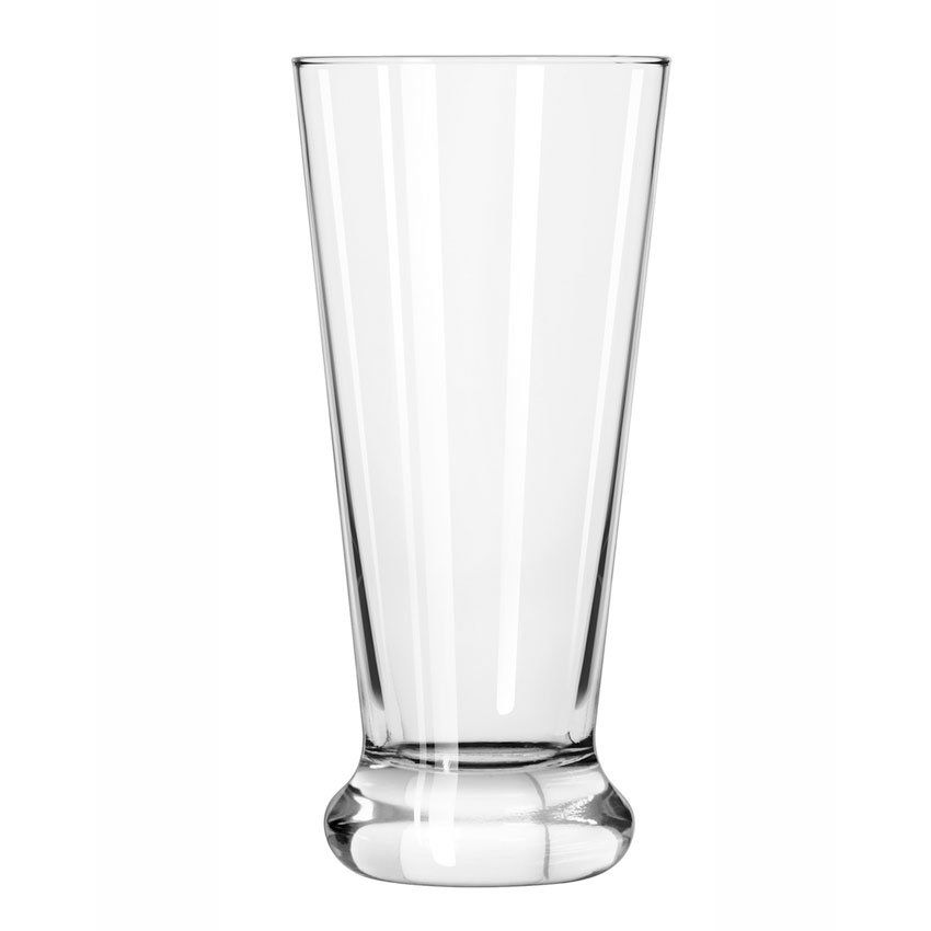 Libbey 409 16.5-oz Cosmopolitan Pilsner Glass - Safedge Rim Guarantee