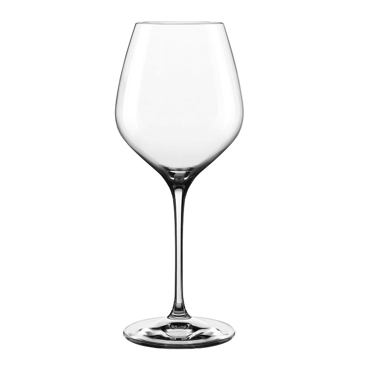 Libbey 4198000 28.2-oz Burgundy Glass, Spiegelau, Clear