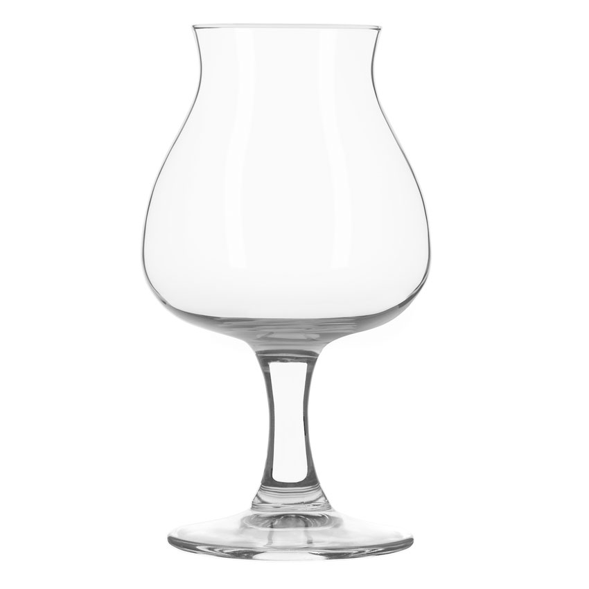 Libbey 440102 8.5-oz Beer Taster Glass, AnDer, Clear