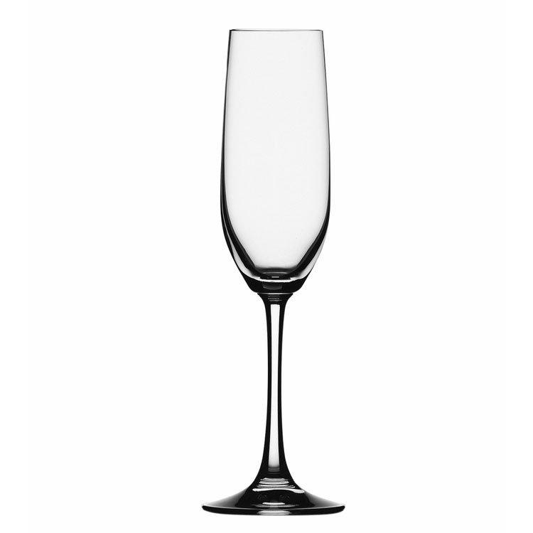 Libbey 4510007 6-oz Vino Grande Sparkling Wine Flute, Spiegelau