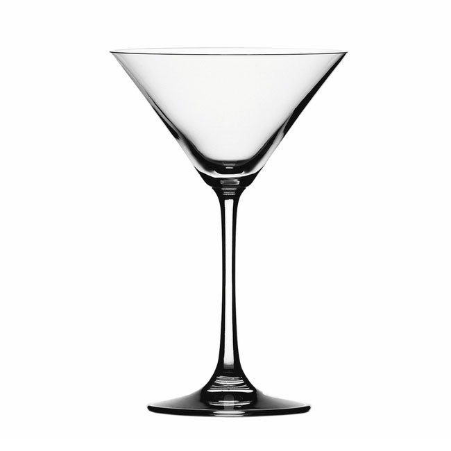 Libbey 4510025 6.5-oz Vino Grande Martini Cocktail Glass, Spiegelau