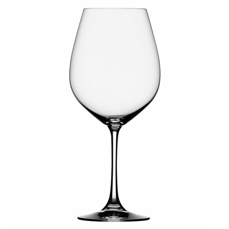Libbey 4568000 27.5-oz Beverly Hills Burgundy Glass