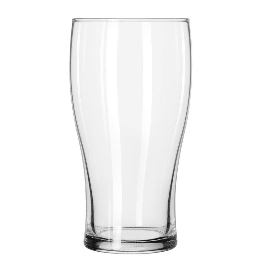 Libbey 4808 16-oz Pub Glass - Safedge Rim Guarantee