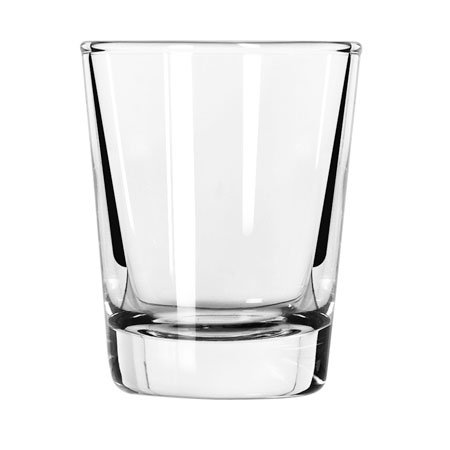Libbey 48 2-oz Plain Whiskey Shot Glass