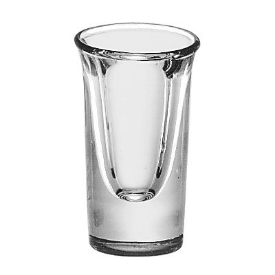Libbey 5030 .75-oz Tall Whiskey Shot Glass