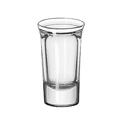 Libbey 5033 1-oz Tall Whiskey Glass