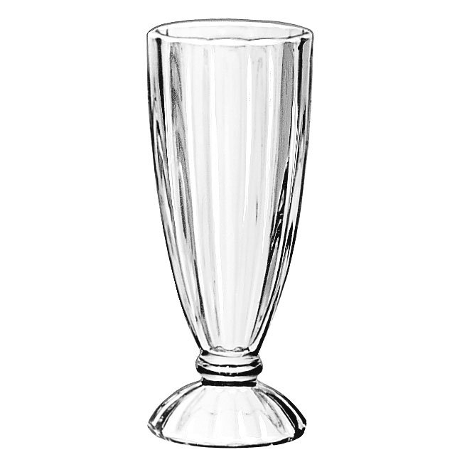 Libbey 5110 12-oz Ice Cream Soda Glass