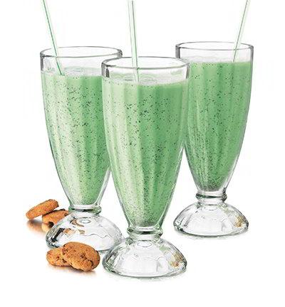 Libbey 5110S6 12-oz Ice Cream Soda Glass