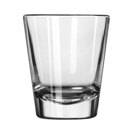 Libbey 5114 1.75-oz Whiskey Shot Glass