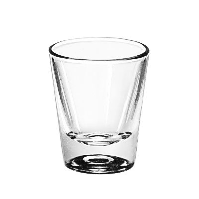 Libbey 5121 1.25-oz Whiskey Shot Glass
