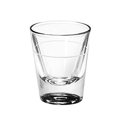 Libbey 5121/S0711 1.25-oz Lined Shot Glass