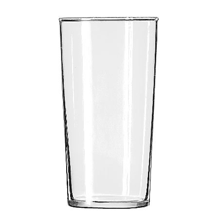 Libbey 51 12.5-oz Straight Sided Iced Tea Glass - Safedge Rim Guarantee