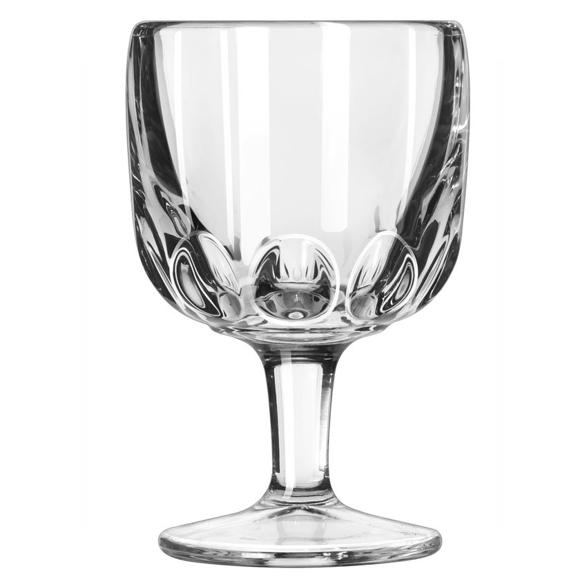 Libbey 5210 10-oz Hoffman House Goblet Glass