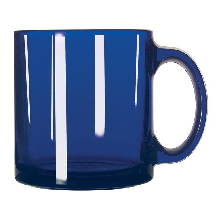 Libbey 5213B 13-oz Cobalt Coffee Mug