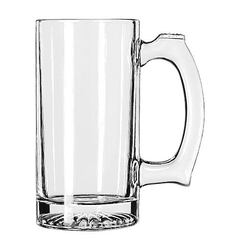 Libbey 5273 12-oz Handled Mug
