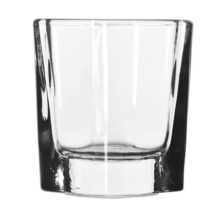Libbey 5277 2-oz Prism Shot Glass