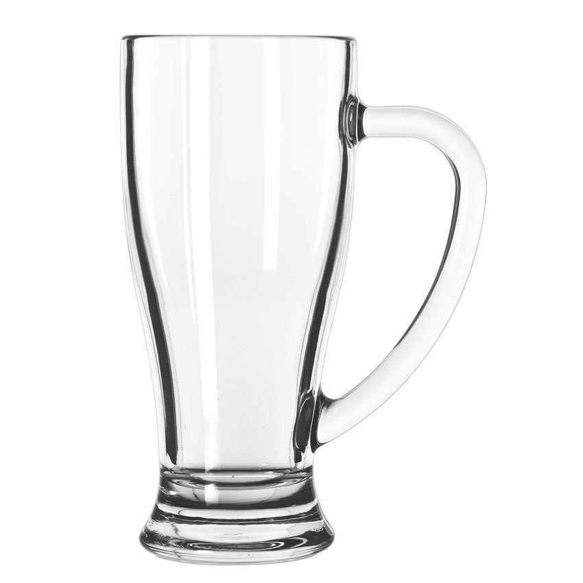 Libbey 5286 14-oz Handled Cafe Mug