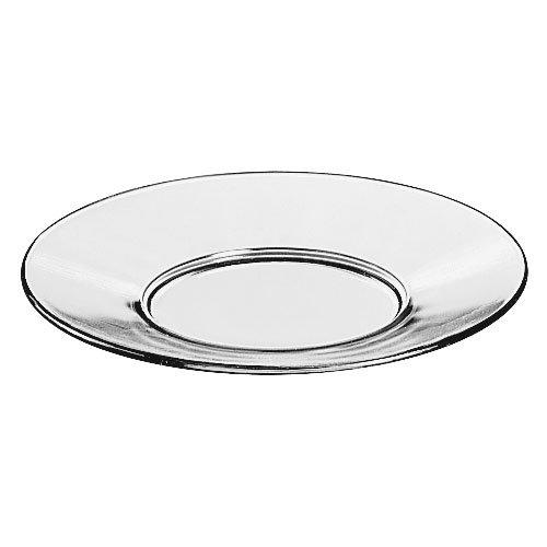 "Libbey 5335 6"" Moderno from Crisa Servingware Salad Dessert Plate"