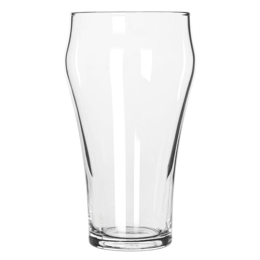Libbey 539HT 21-oz Bell Soda Glass - Safedge Rim Guarantee