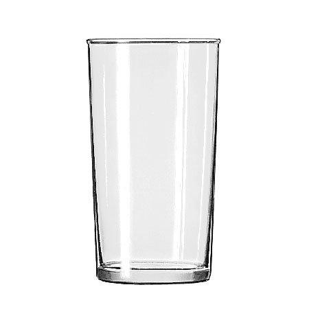 Libbey 53 10-oz Straight Sided Collins Glass - Safedge Rim Guarantee