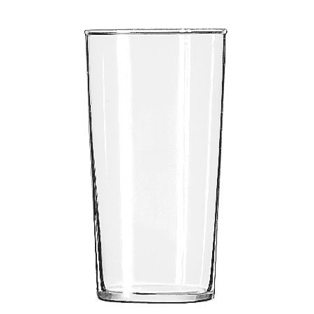 Libbey 551HT 12.5-oz Straight Sided Iced Tea Glass - Safedge Rim