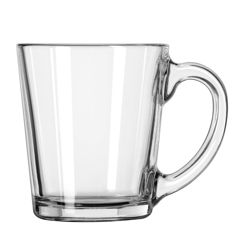 Libbey 5544 13.5-oz Restaurant Basics All Purpose Glass Mug