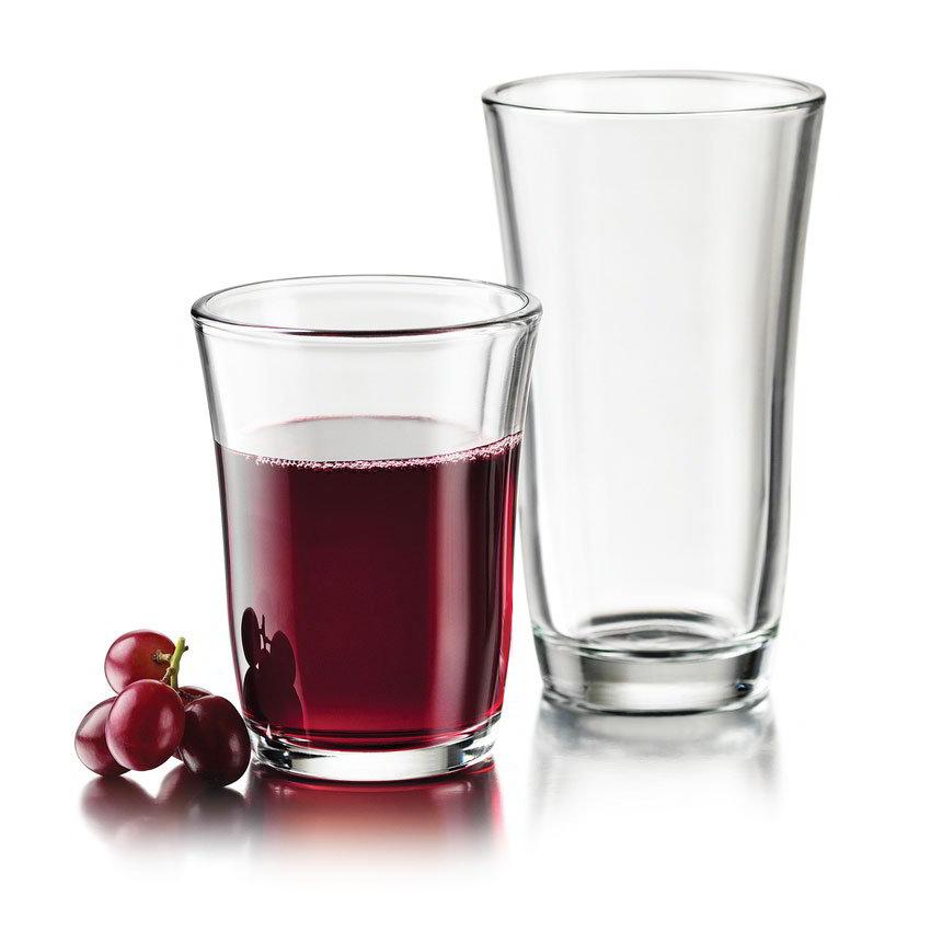 Libbey 55477 Kava Glassware Set w/ (8) 11.5-oz Tumblers & (8) 18-oz Coolers