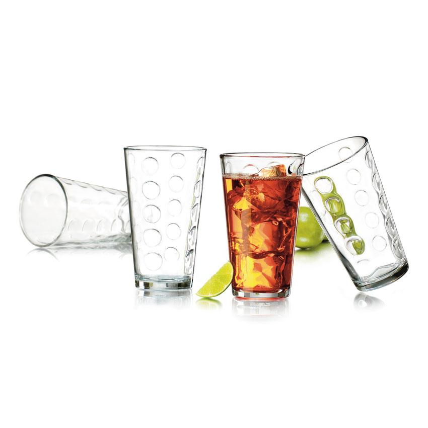 Libbey 55631 Reno Cooler Set w/ 8-Glasses
