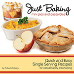 Libbey 56240 Just Baking Cookbook