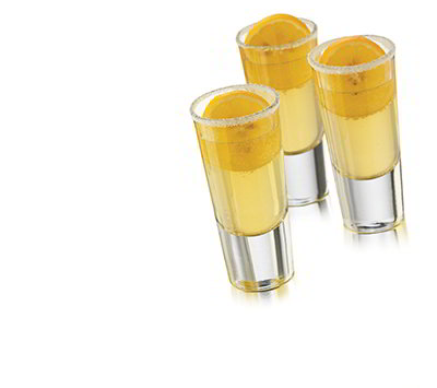 Libbey Glass 56299 Big Shots Glass Set w/ (6) 5.4-oz Shot Glasses
