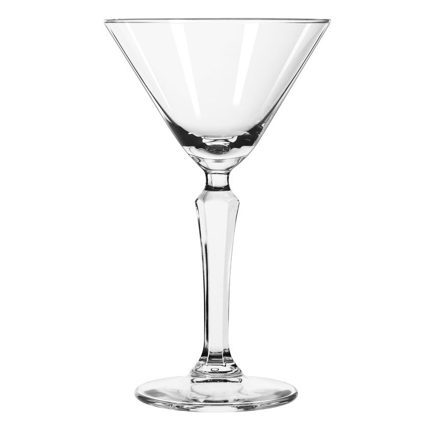 libbey 601404 6 5 oz speakeasy martini glass. Black Bedroom Furniture Sets. Home Design Ideas