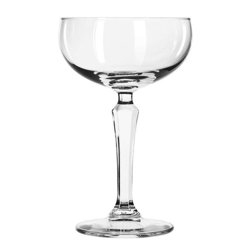 Libbey 601602 8.25-oz Speakeasy Cocktail Glass - Safedge Rim, Coupe