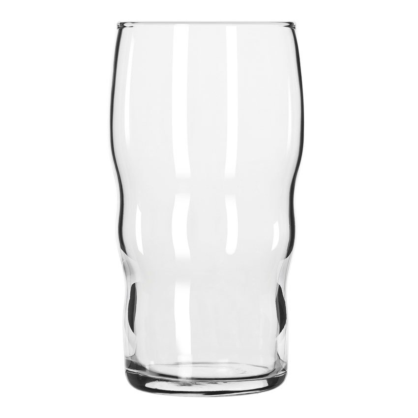 Libbey 606HT 12-oz Governor Clinton Iced Tea Glass - Safedge Rim