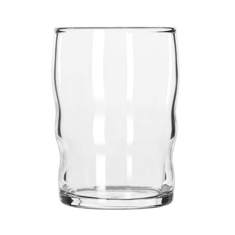 Libbey 610HT 9.5-oz Governor Clinton Beverage Glass - Safedge Rim