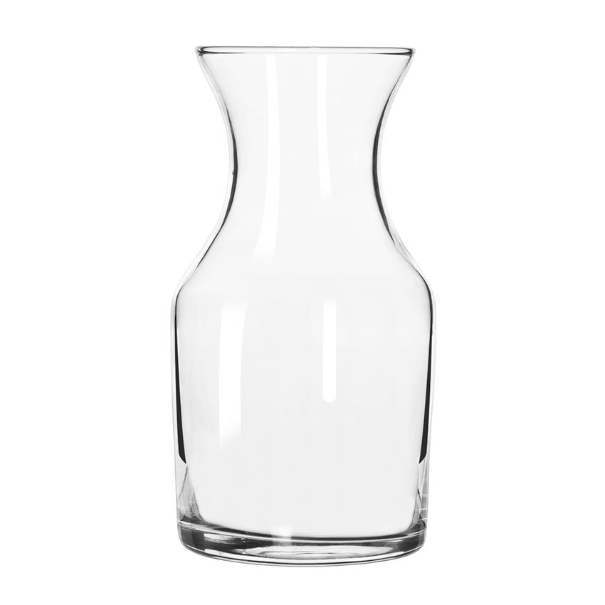 Libbey 719 8.5-oz Glass Cocktail Decanter Bud Vase