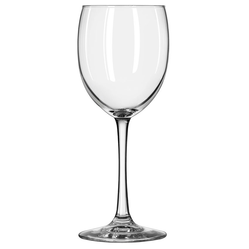 Libbey 7502 12-oz Vina White Wine Glass - Safedge Rim & Foot Guarantee