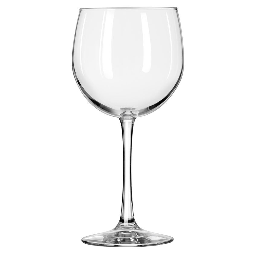 Libbey 7509 16-oz Vina Balloon Wine Glass - Safedge Rim & Foot Guarantee