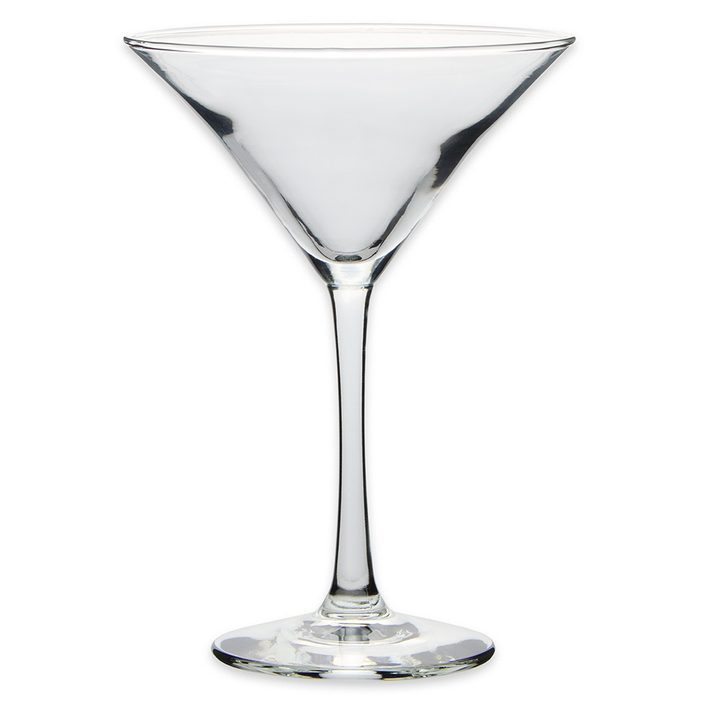 Libbey 7512 8-oz Vina Martini Glass - Finedge and Safedge Rim Guarantee