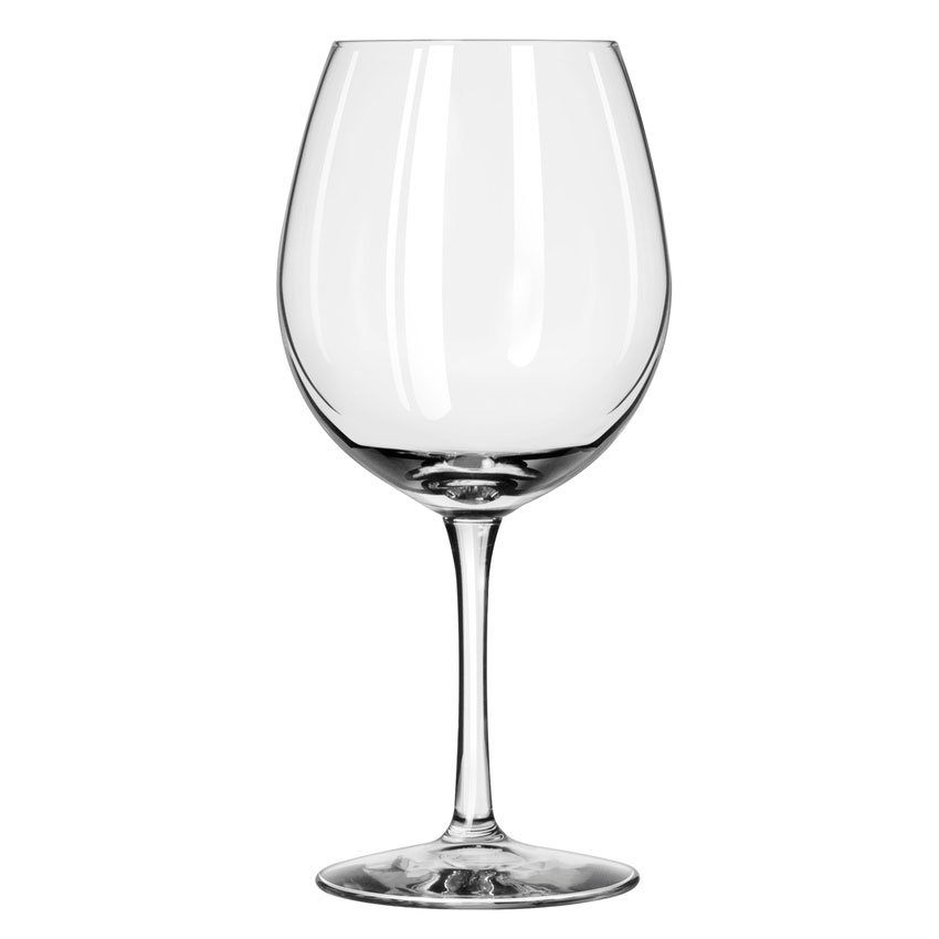 Libbey 7522SR 18-oz Vina Balloon Wine Glass - Sheer Rim