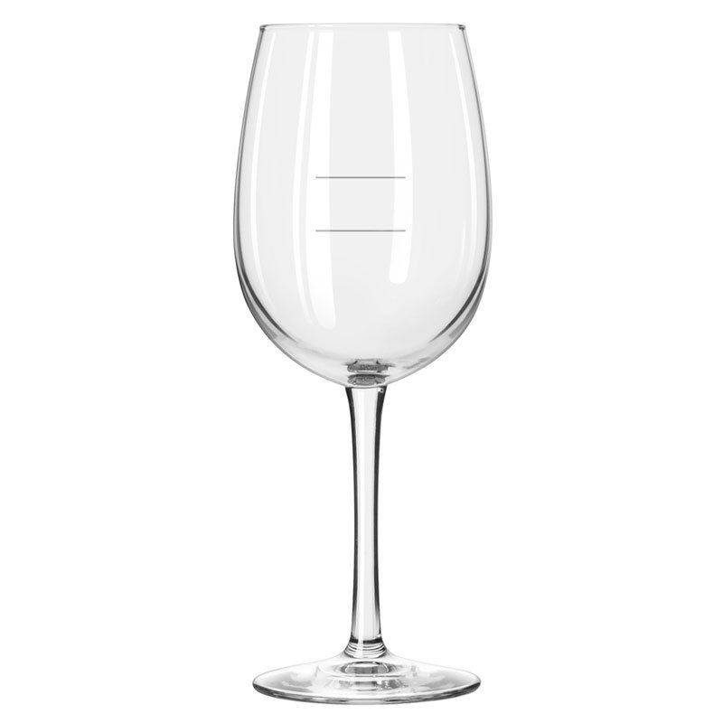Libbey 7533/1178N 16-oz Safedge Wine Glass - Rim Guarantee, Clear