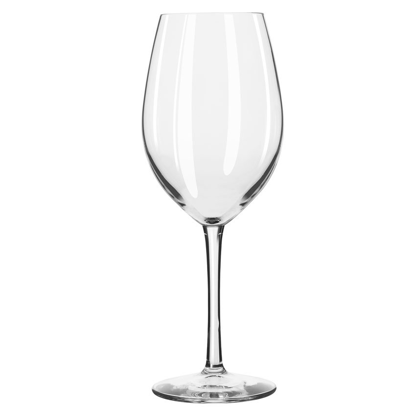 Libbey 7553SR 17-oz SheerRim Wine Glass, Briossa