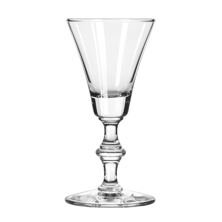 Libbey 8089 2-oz Georgian Sherry Glass - Safedge Rim Guarantee