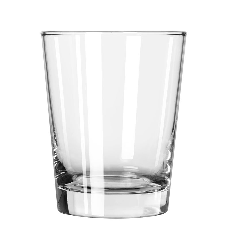 Libbey 816CD 15-oz Heavy Base Double Old Fashioned Glass - Finedge