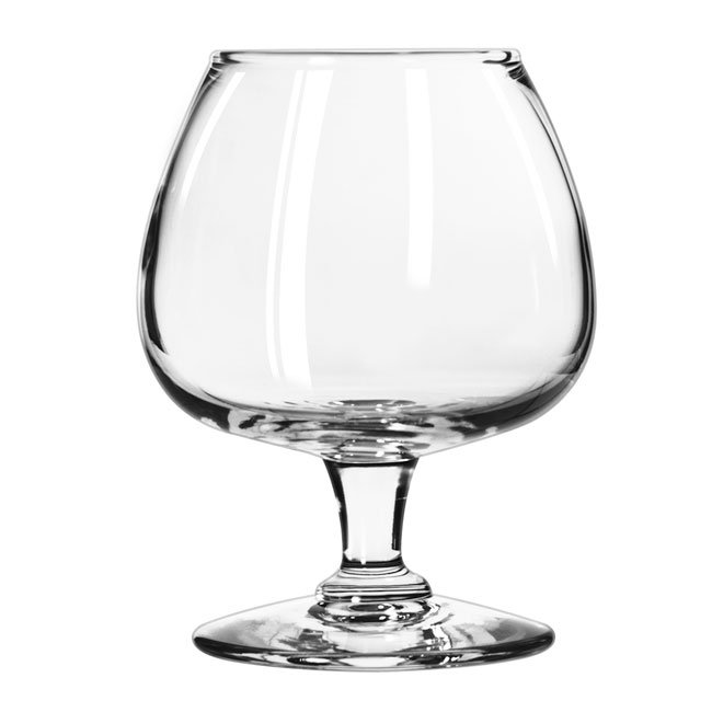 Libbey 8402 6-oz Citation Brandy Glass - Safedge Rim Guarantee
