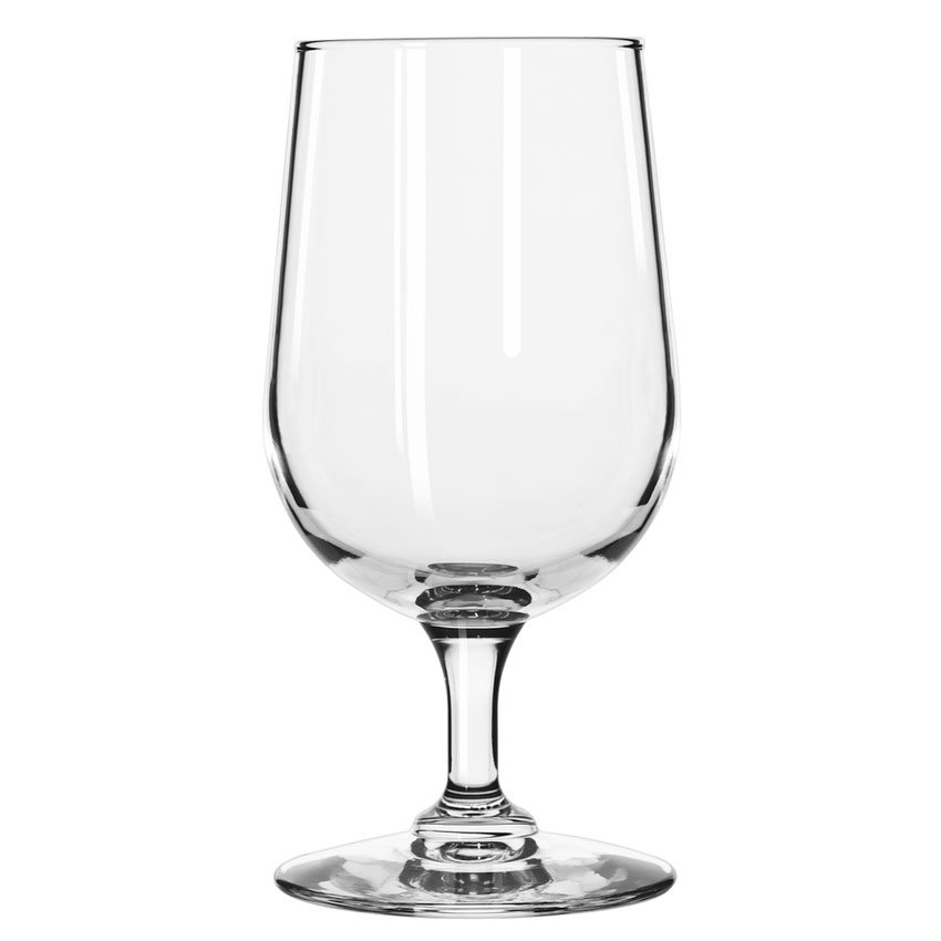 Libbey 8411 11-oz Citation Banquet Goblet Glass - Safedge Rim